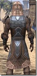 Dark Brotherhood Iron - Male Close Back