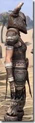 Draugr Iron - Female Close Side