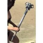 Grim Harlequin Iron Mace