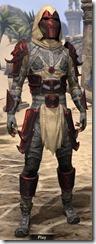 Grim Harlequin Rubedote - Male Front