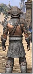 Minotaur Rawhide - Male Close Back