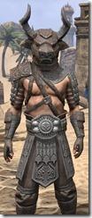 Minotaur Rawhide - Male Close Front