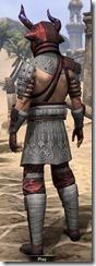 Minotaur Rubedo Leather - Male Back