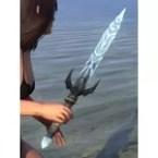 Stahlrim Frostcaster Iron Dagger