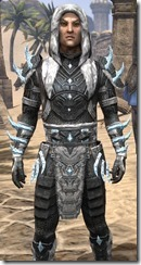 Stahlrim Frostcaster Iron - Male Close Front