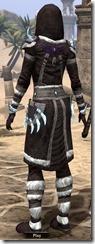 Stahlrim Frostcaster Robe - Female Back