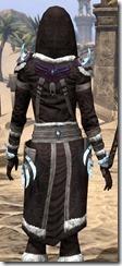 Stahlrim Frostcaster Robe - Female Close Back
