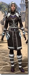 Stahlrim Frostcaster Robe - Female Front