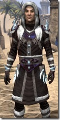 Stahlrim Frostcaster Robe - Male Close Front
