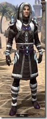 Stahlrim Frostcaster Robe - Male Front