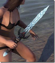 Stahlrim Frostcaster Rubedite Dagger 2