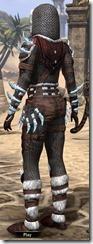 Stahlrim Frostcaster Rubedite - Female Back