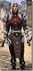 Stahlrim Frostcaster Rubedite - Female Close Front