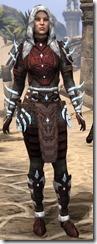Stahlrim Frostcaster Rubedite - Female Front