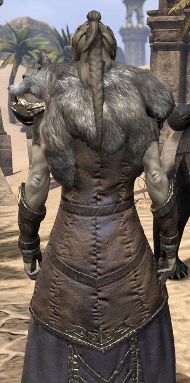 Eso Fashion Werewolf Lord Elder Scrolls Online