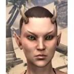 Delicate Daedra Horns