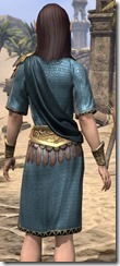 Elder Council Tunic and Sash - Female Close Back