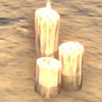 Common Candle, Set