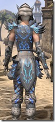 Dro-m'Athra Iron - Female Close Back