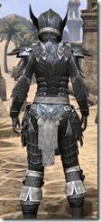 Ebony Iron - Female Close Back