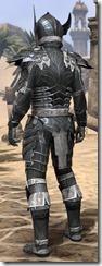 Ebony Iron - Male Back