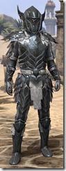 Ebony Iron - Male Front