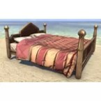 Redguard Bed, Wide Grand