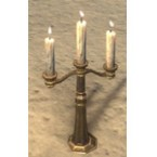 Redguard Candelabra, Twisted
