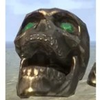 Reliquary Skull