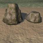 Rocks, Craggy Set