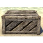 Rough Crate, Sealed
