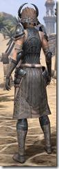 Silken Ring Iron - Female Back