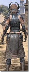Silken Ring Iron - Female Close Back