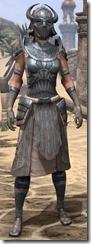 Silken Ring Iron - Female Front