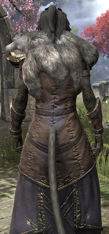 ESO Fashion Werewolf Lord Elder Scrolls Online
