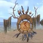 Argonian Totem of the Snake