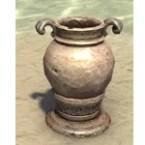 Breton Urn, Glazed