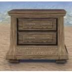 Imperial Dresser, Scrollwork