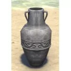 Nord Amphora, Glazed
