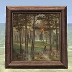 Painting of a Forest, Refined