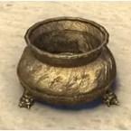 Redguard Cauldron, Clawfoot