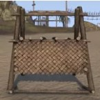 Argonian Rack, Woven