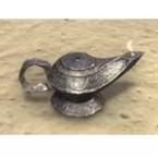 Breton Lamp, Oil