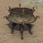 Dark Elf Cauldron, Ringed