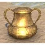 Redguard Amphora, Gilded