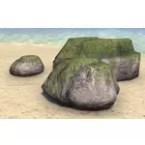 Rocks, Deep Mossy