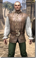 Soiree in Camlorn Evening Outfit - Male Close Front