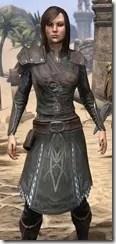 Austere Warden - Female Close Front