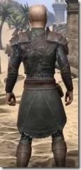 Austere Warden - Male Close Back