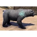 Slate-Gray Summoned Bear